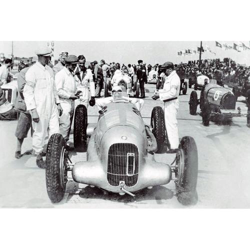 MERCEDES-BENZ W25 | #20 EIFELRENNEN | 1934