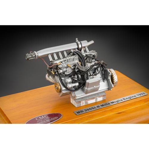 Mercedes-Benz 300 SLR   Engine with Showcase   CMC