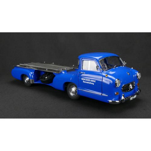 CMC MERCEDES-BENZ RACE CAR TRANSPORTER 1954-1955