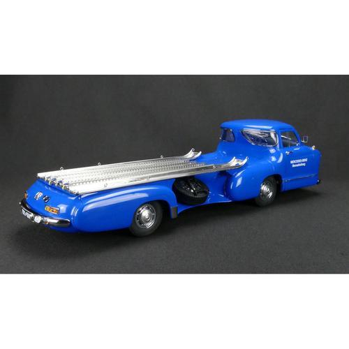 Mercedes-Benz Car Transporter   1955   The Blue Wonder   CMC