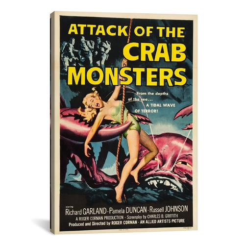 Crab Monsters