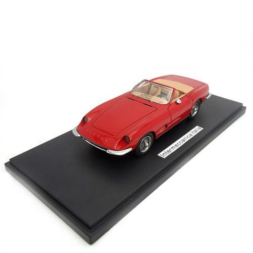 1967 Intermeccanica Italia   Red