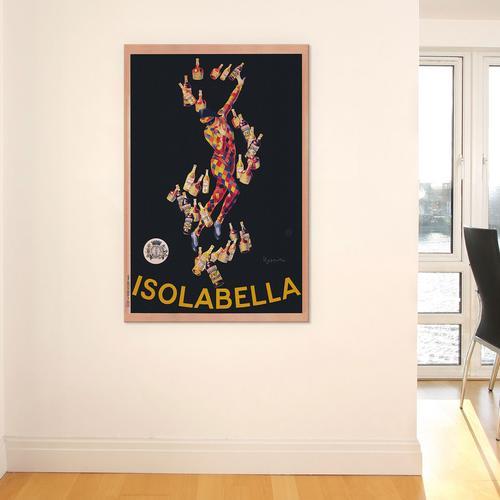 Isolabella (Vintage) by Leonetto Cappiello