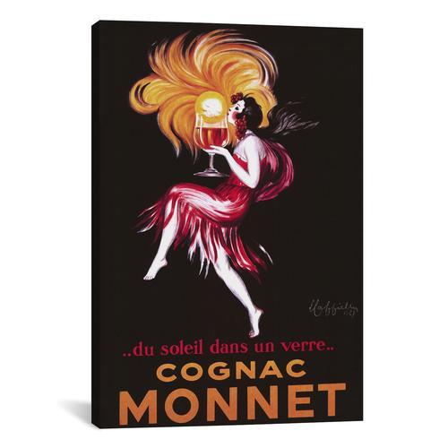 Cognac Monnet (Vintage) by Leonetto Cappiello