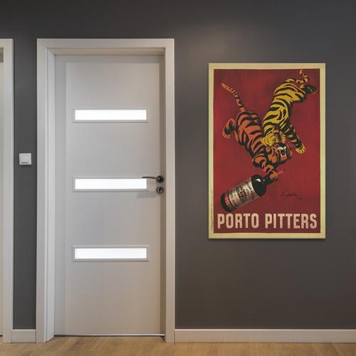 Porto Pitters (Vintage) by Leonetto Cappiello