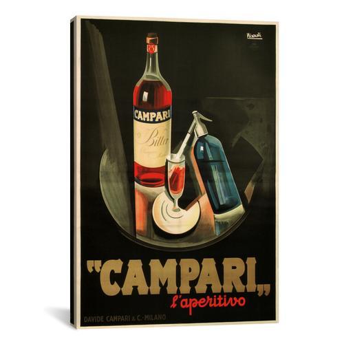 Campari Aperitivo - Marcello Nizzoli