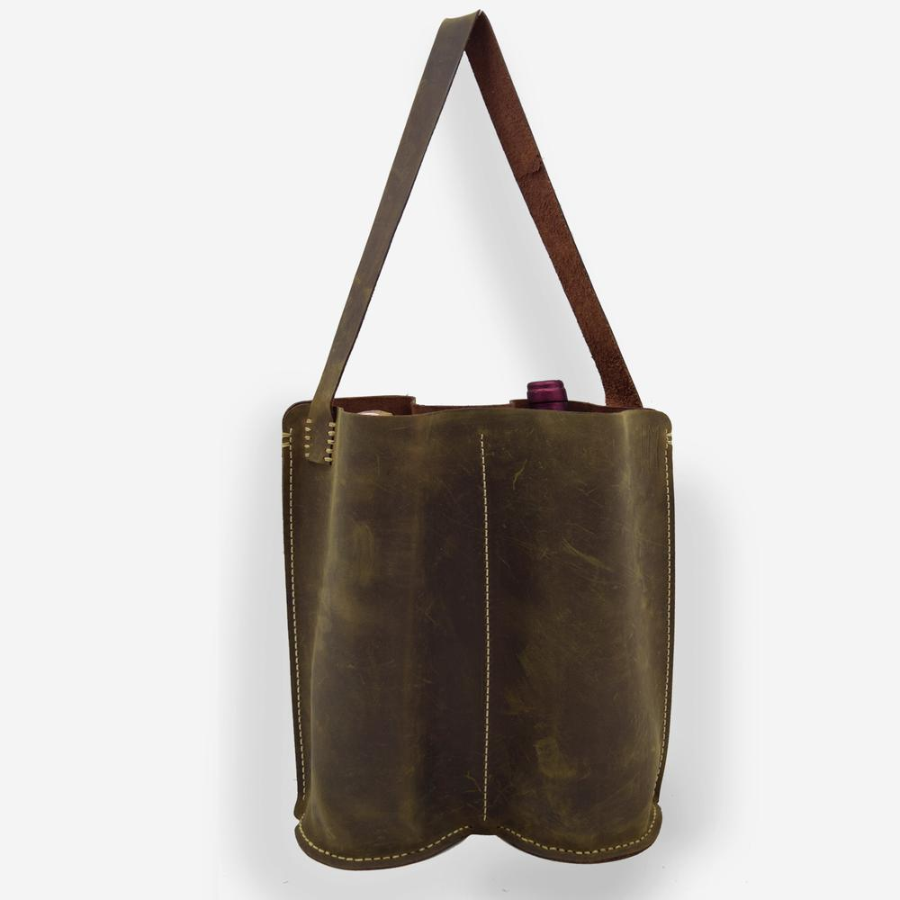 BYOB Double Wine Bag | Waltzing Matilda Accessories
