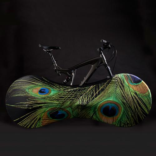 Peacock Bicycle Cover
