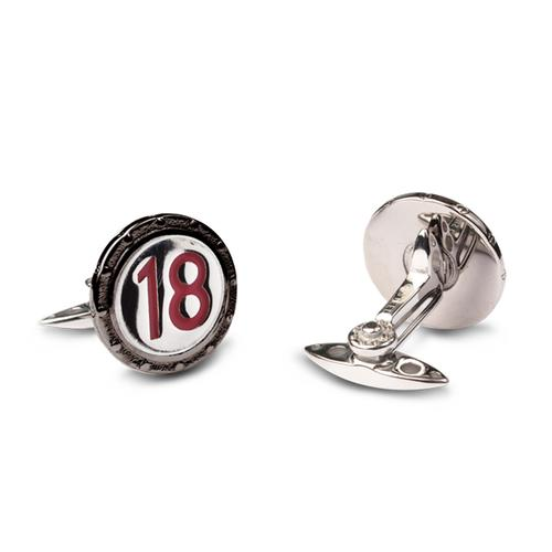 Stainless Steel Cufflinks | #18