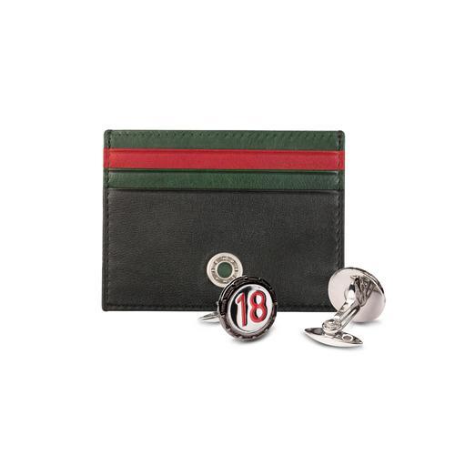 Card Holder / Cufflinks Gift Set | # 18