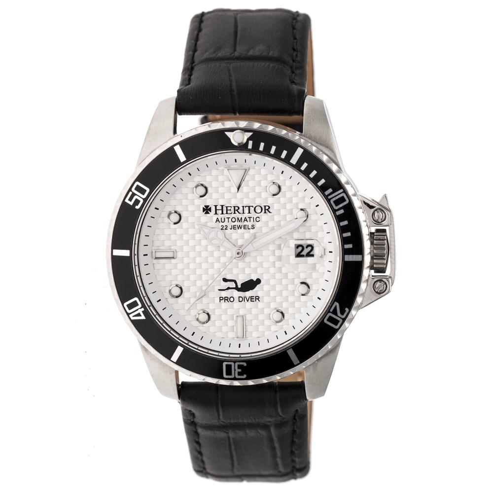 pytheas automatic mens hr2106 heritor watches