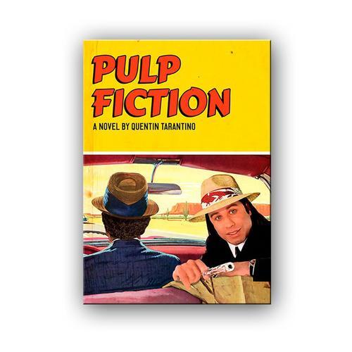 Pulp Fiction (Retro Poster)