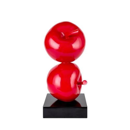 Ripe Red Tomatoes | Resin Sculpture