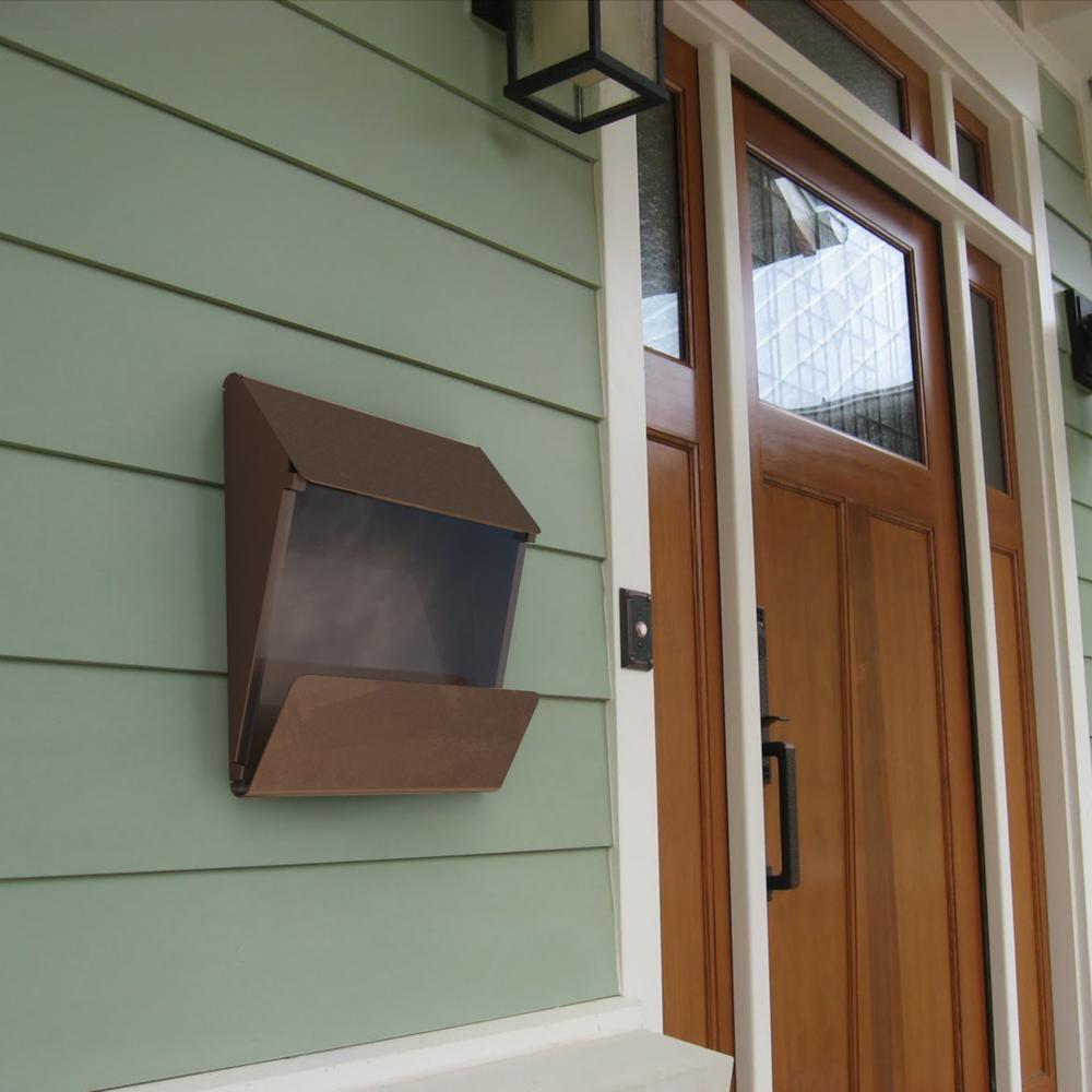 X Press Mailbox | Decorpro Sleek Home Accessories