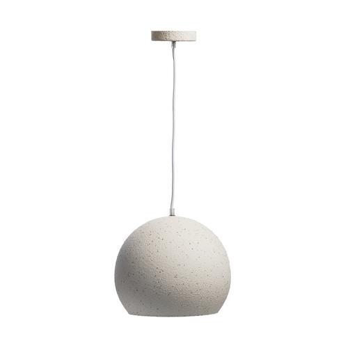 Ceramic Finish | Bowl Pendant Lamp
