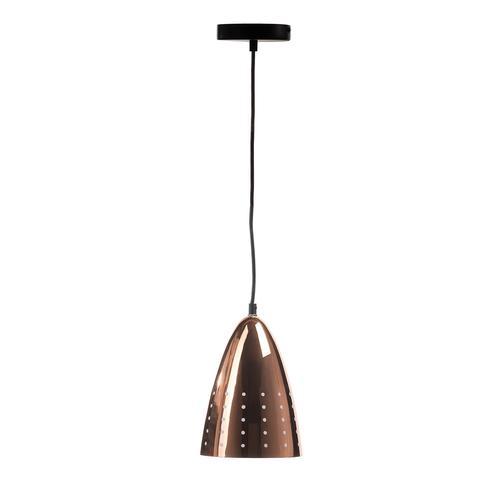 Copper Cone Pendant Lamp