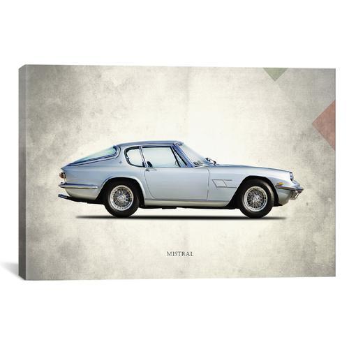 1969 Maserati Mistral