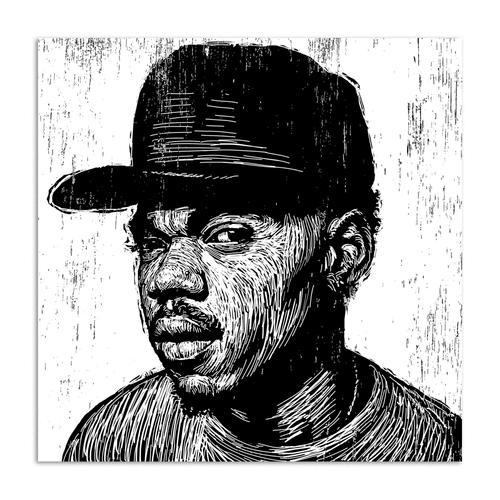 KC Chance The Rapper   Canvas