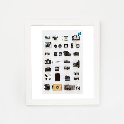 Camera Collector | Field Guide Designs
