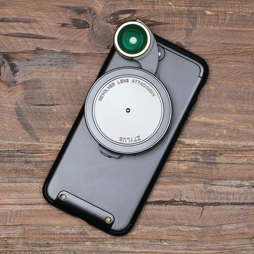 Ztylus Revolver Lens Kit for iPhone 7 | Black