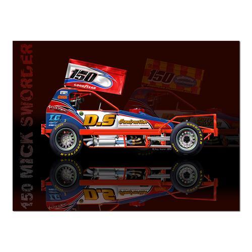 Mick Sworder 150 I | Paper