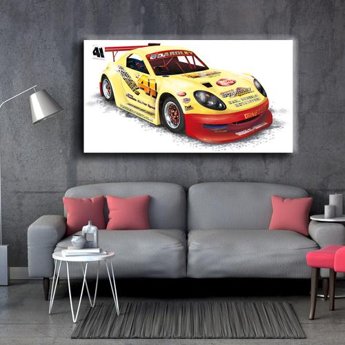 640R National Hot Rod | Canvas