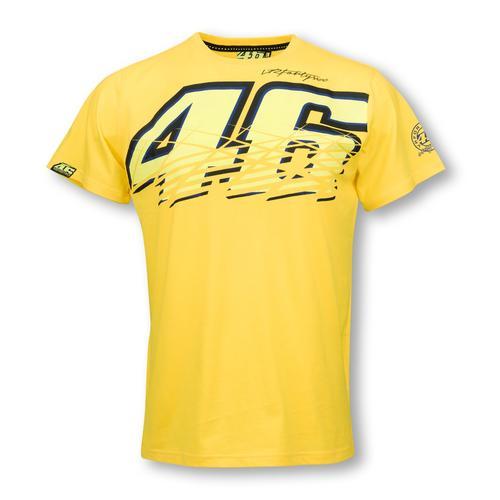Valentino Rossi Yellow T-Shirt