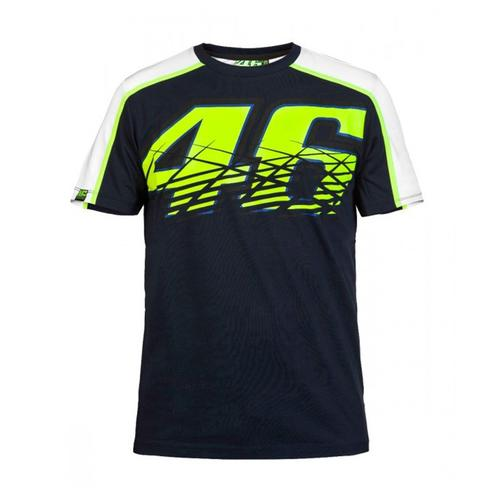 VALENTINO ROSSI BLUE T-SHIRT | Moto GP Apparel