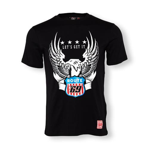 Nicky Hayden 69 Eagle Route T-shirt