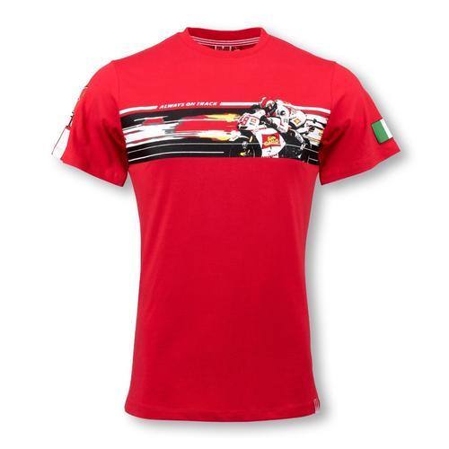 Marco Simoncelli Action T-shirt