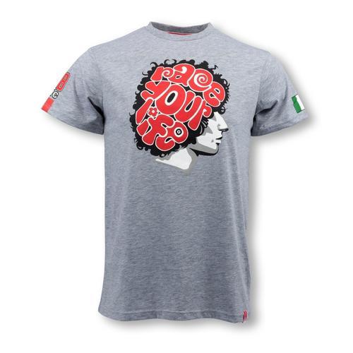 Marco Simoncelli Brain T-shirt