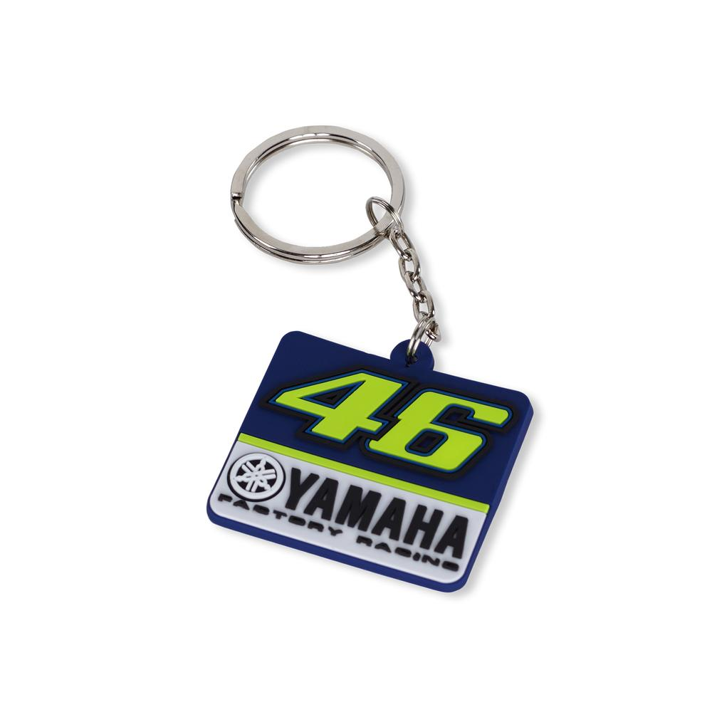 Valentino Rossi Metal Key Ring   Moto GP Apparel