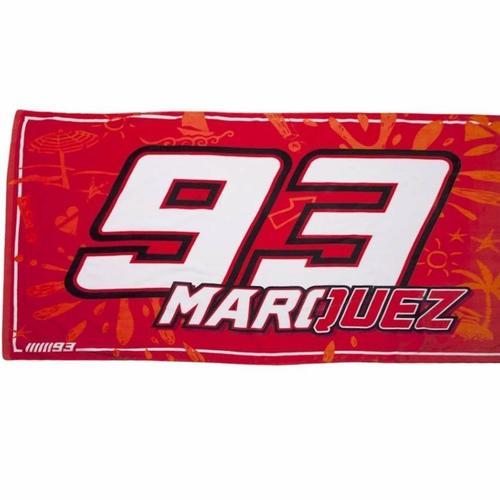 Marc Marquez Beach Towel