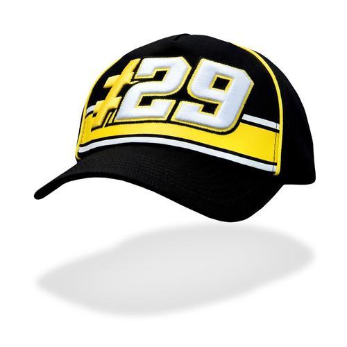 ANDREA IANNONE #29 STRIPED BASEBALL CAP