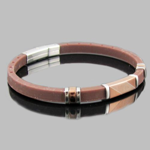 Stainless steel slim bangle
