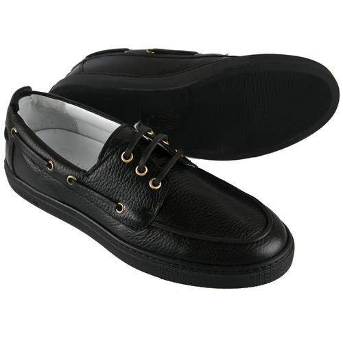Boat Shoe | BLACK MAMBA