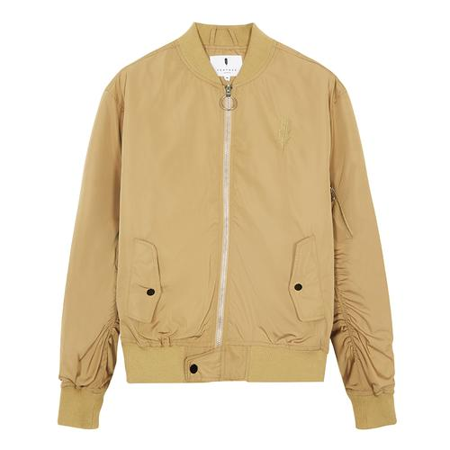 Feather London Bomber | Gold