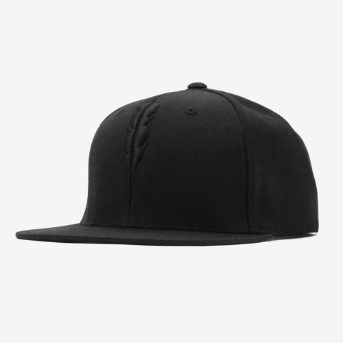 Feather Snapback | Black