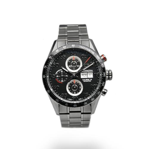 Tag Heuer Day Date Chronograph 43mm