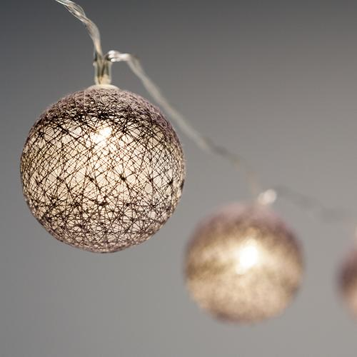Lucent Globe 10 LED Light String