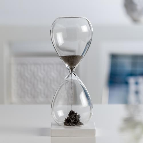 Magnetic Sand 60 Second Hourglass | Tall