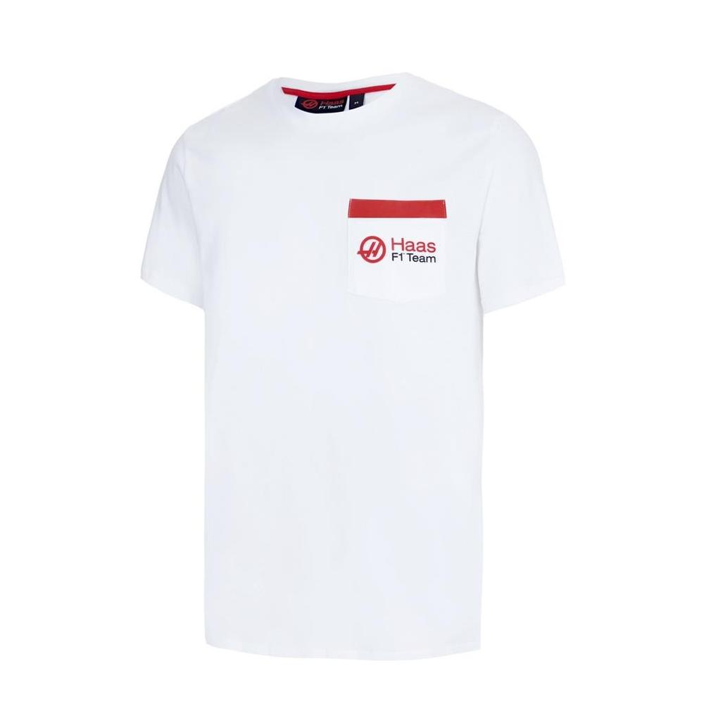 HAAS GRAPHIC POCKET TEE | Haas F1 Apparel