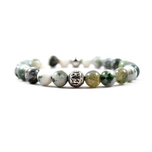 Omega Jade Bracelet