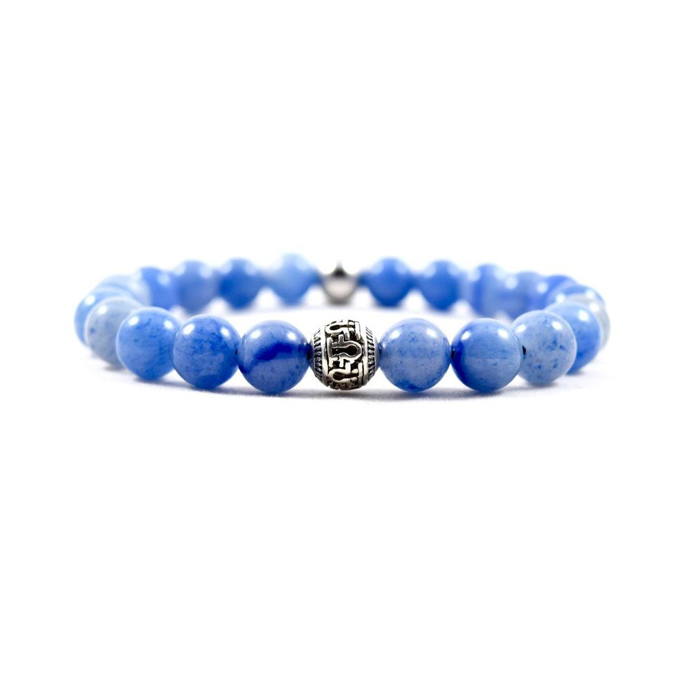 Omega Sky Blue Bracelet | Executive Society