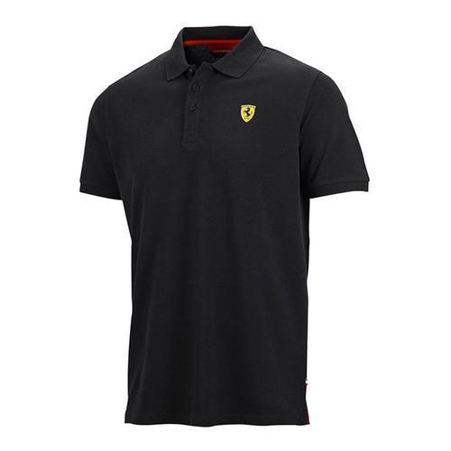 Scuderia Ferrari Classic Polo Mens | Motorstore