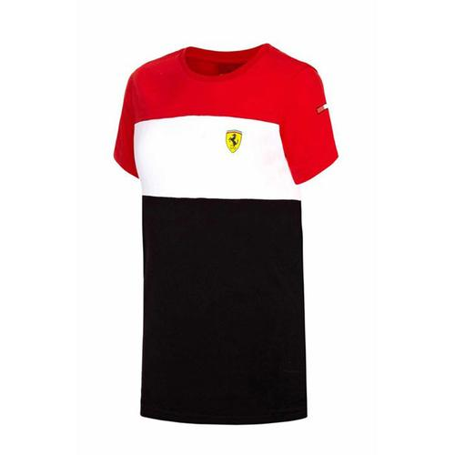 Scuderia Ferrari Ss Race T-Shirt Kids