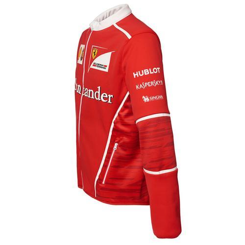 Scuderia Ferrari Team Soft Shell 2017 | Motorstore