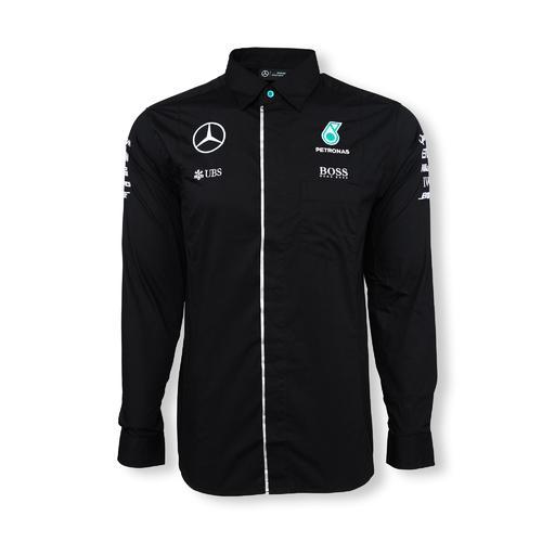Mercedes Amg Petronas Ls Shirt Mens 2016 Replica