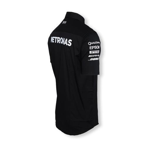 Mercedes Amg Petronas Ss Shirt Mens 2016   Motorstore