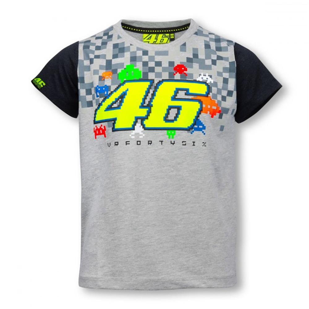 valentino rossi t shirt kids moto gp apparel. Black Bedroom Furniture Sets. Home Design Ideas